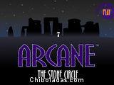 The stone circle 7