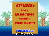 Super Mario Boat Bonanza