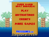 Super Mario Boat Bonanza