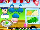 Yento cocinera