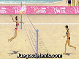 Voley en la playa