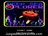 Deep Sea Xplorer