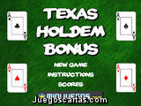 Texas Holdem Bonus