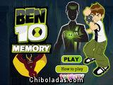 Memoria Ben 10