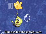 Las Burbujas de Bob Esponja