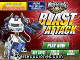 Blast Attack