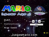 Mario Space Age
