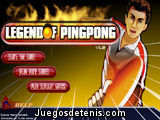 La leyenda del Ping Pong