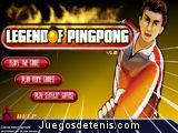 La leyenda del Ping Pong