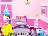 Habitación de Princesas