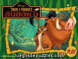 Timon & Pumbaa's Sudoky