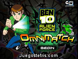 Ben 10 tetris