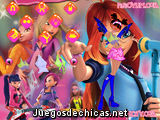 Winx Dress Up