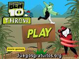 Ben 10 Throw
