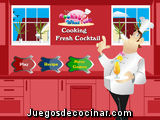 Cooking Fresh Cocktail