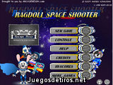 Ragdoll Space Shooter