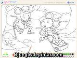 Pintando ratones