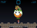 Mario Bowser Battle