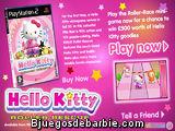 Juego de Hello Kitty