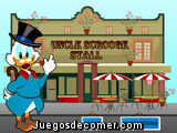 Uncle Scrooge Stall