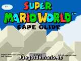Mario World Cape Glide