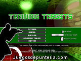 Training Targets
