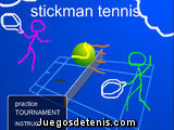 Stickman Tennis