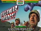 Gallaxhar Invades!