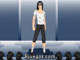 Vestir a Michael Jackson
