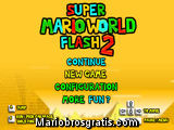 Super Mario World Flash II