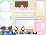 Sandwich Cooking Game