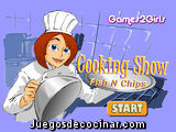 Cooking Show Fish N Chips