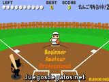 Gato Beisbolista