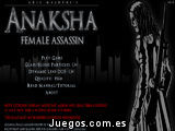 Anaksha Fmale Assassin