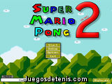 Super Mario Pong