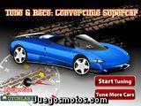 Tune & Race: Convertible Supercar