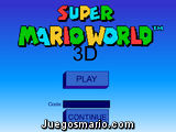 Super Mario Wirld 3D