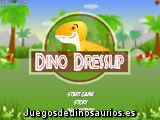 Viste al dinosaurio