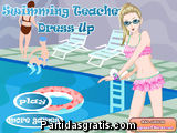 Swimming Teacher Dress Up