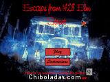 Escape del 1428 de la calle Elm
