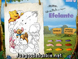 Winnie Pooh y el pequeo elefante