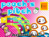 Peach's Pitch