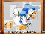 Puzzles Donald Duck