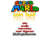 Super Mario Coin Hunt