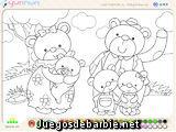 Una familida de osos