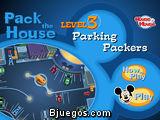 Aparcamiento en la Casa de Mickey