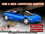 Tune & Race: Convertible Supercar