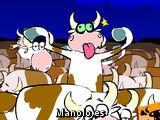 Manolo y las vacas locas