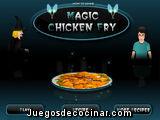 Pollo frito magico