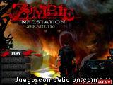 La invasión de los zombies